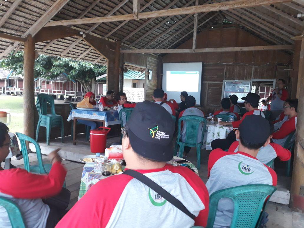 Perencanaan PTKIN Bahas SSBOPT di Tanjung Karang