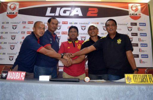"Grup 7 Liga 2 Indonesia, Celebest FC ""On Fire"" Hadapi Madura FC"