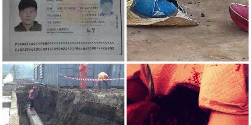 Seorang TKA Asal Tiongkok Tewas Tertimbun Longsoran di Morowali