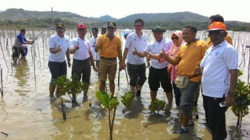 Ada Festival Pohon Cinta di Gorontalo
