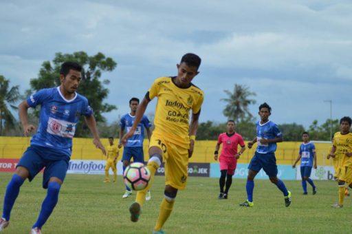 Jalani Laga Tandang ke Sumenep, Striker Celebest FC Mengaku Kenal Permainan Madura FC