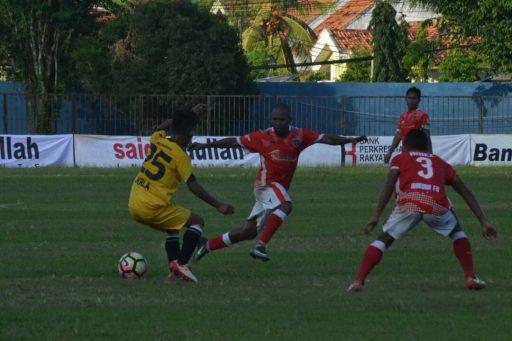 Okto Maniani Bawa Madura FC Taklukkan Celebest FC 3-1