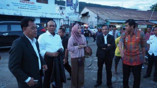 Komisi V DPR Inginkan Modernisasi Pelabuhan-pelabuhan Luwuk