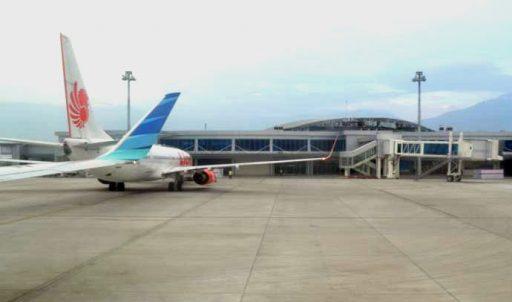 Cuaca Buruk, Lion Air Tujuan Palu Gagal Mendarat