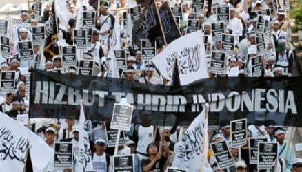Pemerintah Akhirnya Bubarkan Hizbut Tahrir Indonesia