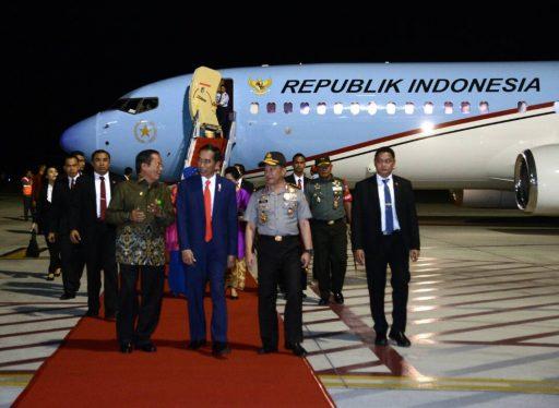 Jokowi Targetkan Kemudahan Berbisnis Indonesia 40 Besar di Dunia