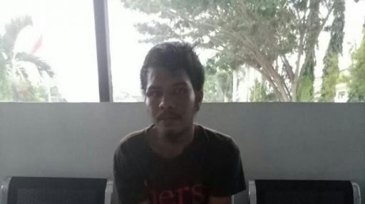 Seminggu Kabur, Kolor Ijo Makassar Ditangkap Satgas Tinombala di Poso