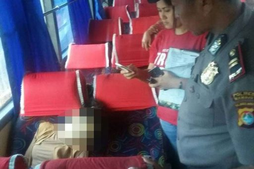 Innalillahi, Mahasiswi Ini Meninggal Sambil Duduk di Bus Saat akan Mudik