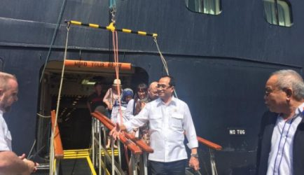 Menhub: Pelabuhan Ilegal di Sulteng Rentan Dijadikan Penyelundupan Narkoba