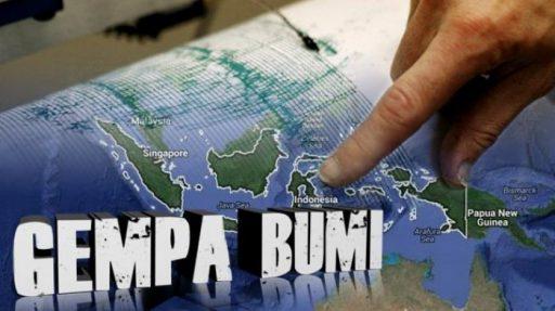 Gempa Bumi 4,2 SR Getarkan Poso