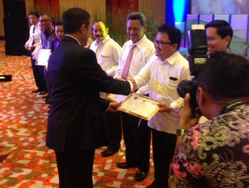 Kemenag Sulteng Raih Peringkat 3 Nasional Pelaporan Keuangan pada BMN Award