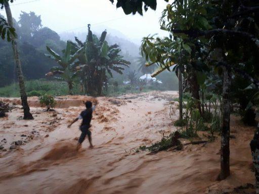 Hujan Lagi, Tolitoli kembali Dihantam Banjir
