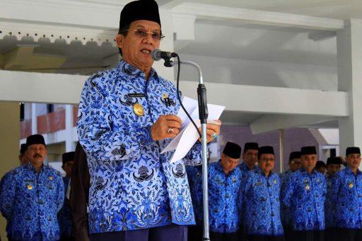 Gubernur Longki Larang PNS Pakai Mobil Dinas untuk Mudik