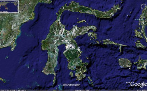 Menakjubkan, Beginilah Pulau Sulawesi Terbentuk