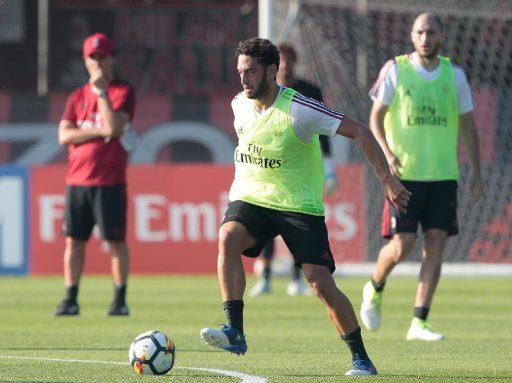 Milan Menang 4-0 di Laga Ujicoba Pertamanya