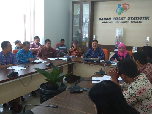 2016, Indeks Demokrasi Sulawesi Tengah Turun