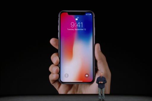 Inilah iPhone X, Tak Berbingkai dan Tanpa Tombol Home