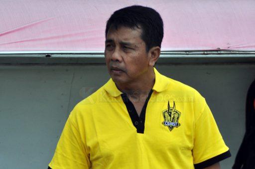 Celebest FC Tunjuk Jafri Sastra Jadi Pelatih Kepala