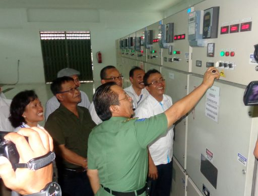 PLN Area Palu Ketambahan 24 MW Dari PLTA Sulewana
