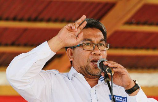 Dilimpahkan ke Kejaksaan, Ketua DPW PAN Sulteng Oscar Paudi Jadi Tahanan Kota