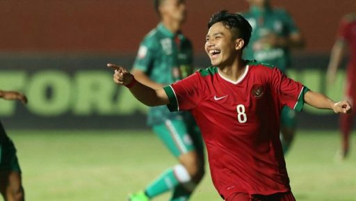 Bikin 2 Gol untuk Timnas U-19, Witan Sulaiman Bikin Bangga Warga Sulteng