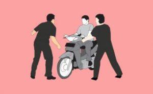 Polda Sulteng: Leasing Tarik Paksa Kendaraan Kredit, Laporkan!