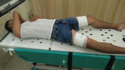 Kurir Sabu Asal Aceh Ditembak Polisi di Palu