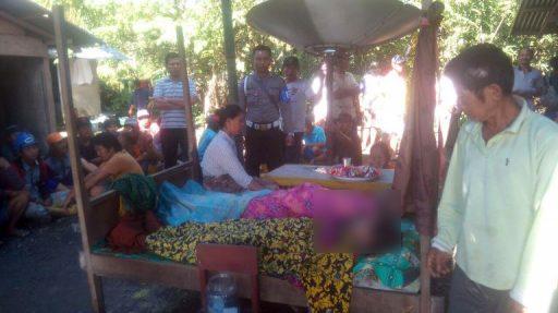 Pasutri Tewas Dihantam Tanah Longsor di Donggala