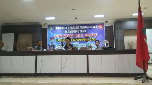 Latih Jadi Pemimpin, LPM Libatkan SMA Sederajat se Kabupaten Matra