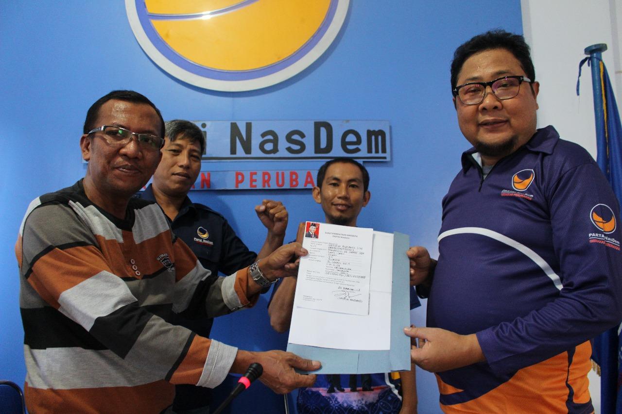 Ketua Badan Diklat gerindra Pindah ke Nasdem1