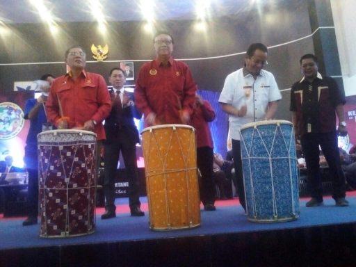 Tjahjo Kumolo Buka Kejurnas Karate Piala Mendagri ke-XX di Palu
