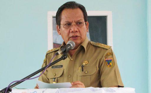 Wagub Masih Kosong, Gubernur Minta Tolong Mendagri Melobi Pimpinan Partai