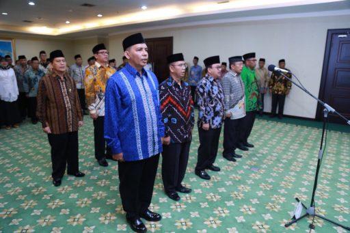 Kakanwil Kemenag Sulteng  Abdullah Latopada Digeser ke IAIN Kendari