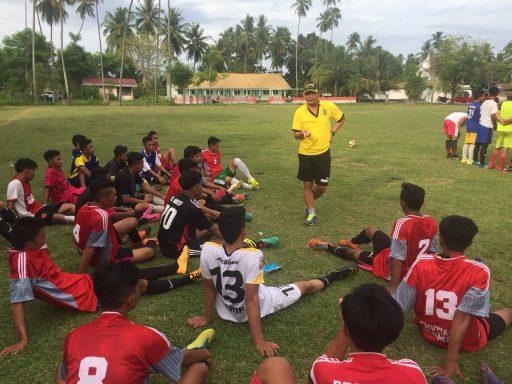 Coach Liestiadi Berburu Pemain Hingga Luwuk
