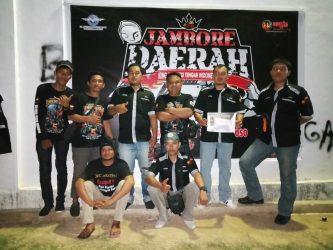 Sispek, Klub Motor King Termuda Turut Partisipasi Dalam Jamda KSTI di Poso