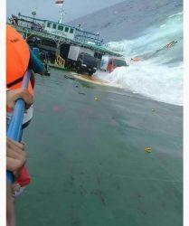 Kapal Tenggelam di Selayar,  12 Penumpang Meninggal Dunia