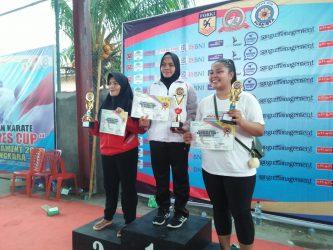 Tiga Anak Binaan Astra Agro Sulawesi Juarai Karate