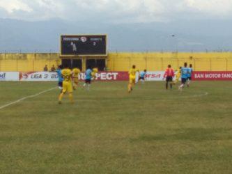 Celebest FC Tambah Lagi Gol Atas Perseka Kaimana