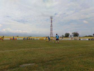 Babak I, Celebest FC Ungguli Perseka Kaimana 2-0