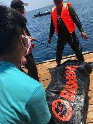 Korban Tenggelam Karyawan PT TOM di Dungingis Tolitoli Akhirnya Ditemukan