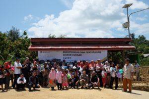 KPP Pratama Poso Sediakan 7 Hewan Kurban Untuk Warga Miskin