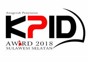 KPID Sulsel Award 2018 Digelar 29 November