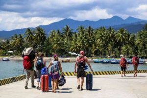 Bencana Alam Belum Pengaruhi Kunjungan Wisatawan