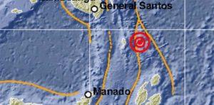 Gempa 7,1 SR Guncang Kepulauan Talaud, BMGK : Tidak Berpotensi Tsunami