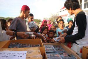 Satu Miliar Kurma untuk Penyintas Palu