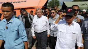 Wapres JK: Relokasi Pengungsi Gempa Palu Terkendala Kepemilikan Lahan