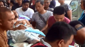 VIDEO : Peluru di Punggung Masih Bersarang, Tulang Betis Remuk, Bripka Andrew Dirujuk ke Bali