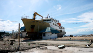 VIDEO: Tiga Bulan Jadi Saksi Tsunami, Kapal Sabuk Nusantara Siap Melaut
