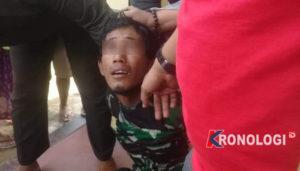 Aparat Gorontalo Pergoki Dua Penumpang dari Palu Bawa Narkoba dan Senpi