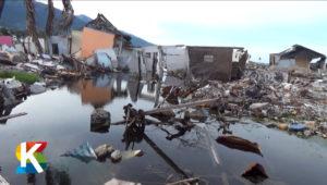 Gubernur Longki : Haram Hukumnya Tinggal Lagi di Lokasi Likuefaksi